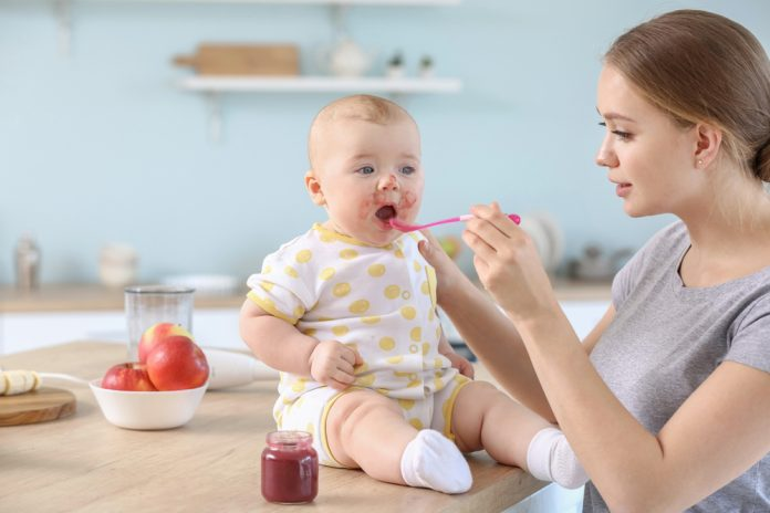 Baby foods high in sugar and marketed 'inappropriately', studies find