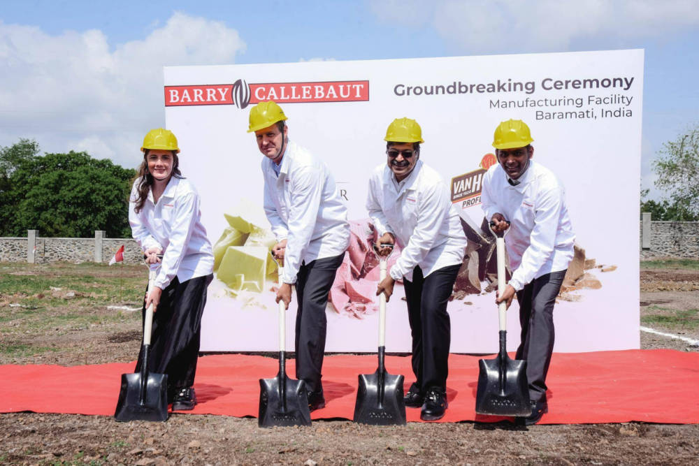 Barry Callebaut brakes ground on Indian chocolate factory