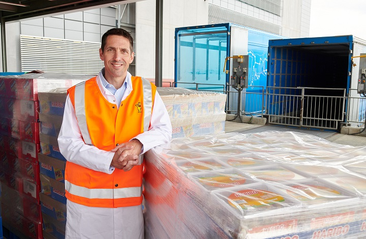 HARIBO to increase production in West Yorkshire following export success