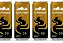 Lavazza launches first iced coffee in UK via PepsiCo partnership