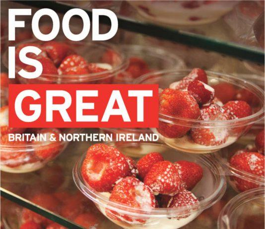 Wimbledon brings surge in exports of British strawberries & cream