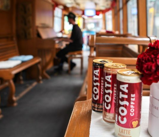 Coca-Cola HBC rolling out Costa Coffee products across Europe