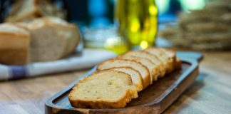 Tesco turns surplus bread into new products to reduce food waste