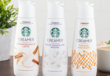 Starbucks launch refrigerated creamer via Nestlé alliance