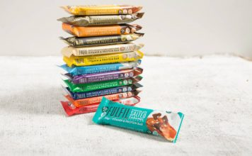 Hershey invests in better-for-you snacking brand, Fulfil