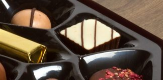 Macpac provide Whitakers Chocolates with detectable black plastic