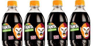 Coca-Cola launches UK's 'scariest ever' Fanta