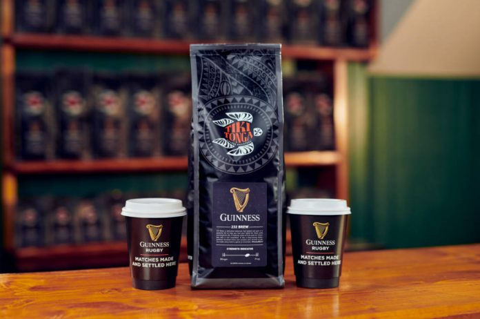 Guinness launch limited-edition coffee for rugby fans