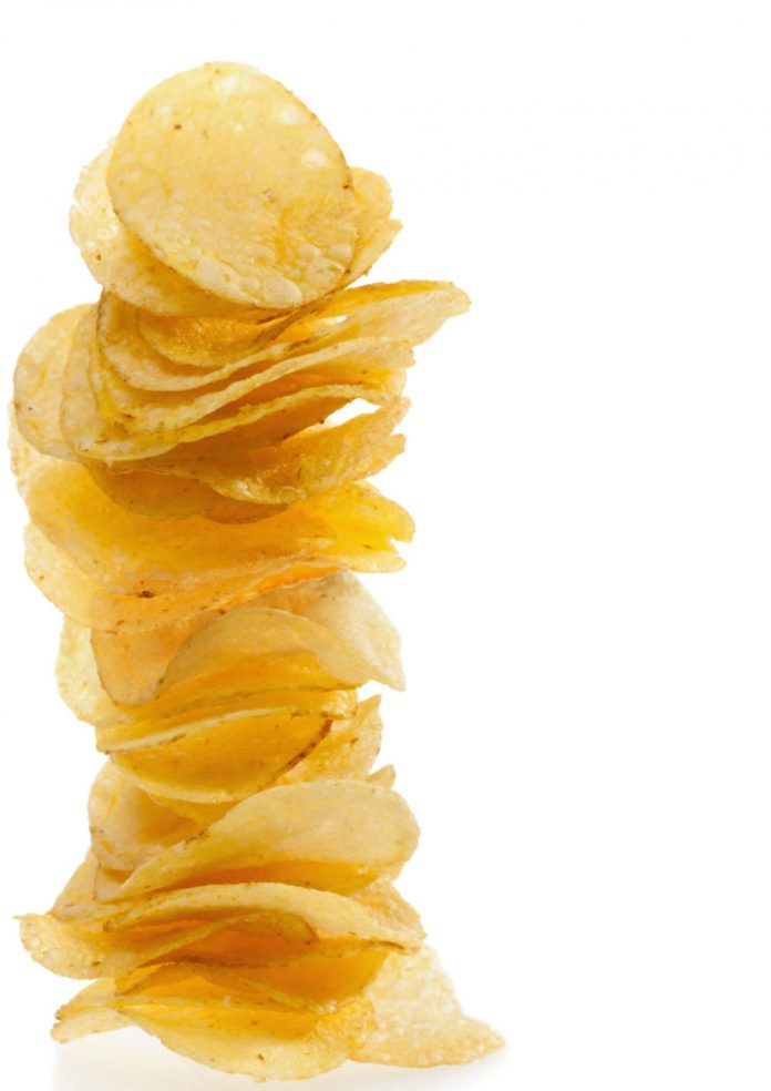 Researchers developing method to keep crunch in low-fat crisps
