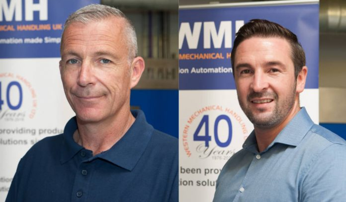 Strategic appointments for Western Mechanical Handling