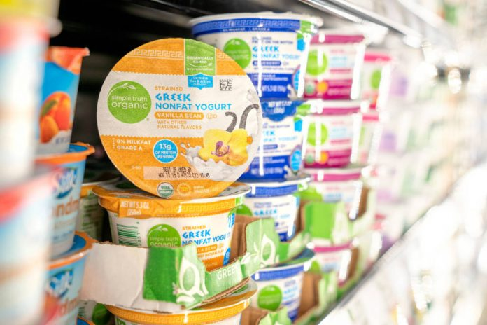 Kroger standardises labels of own brand range to reduce food waste