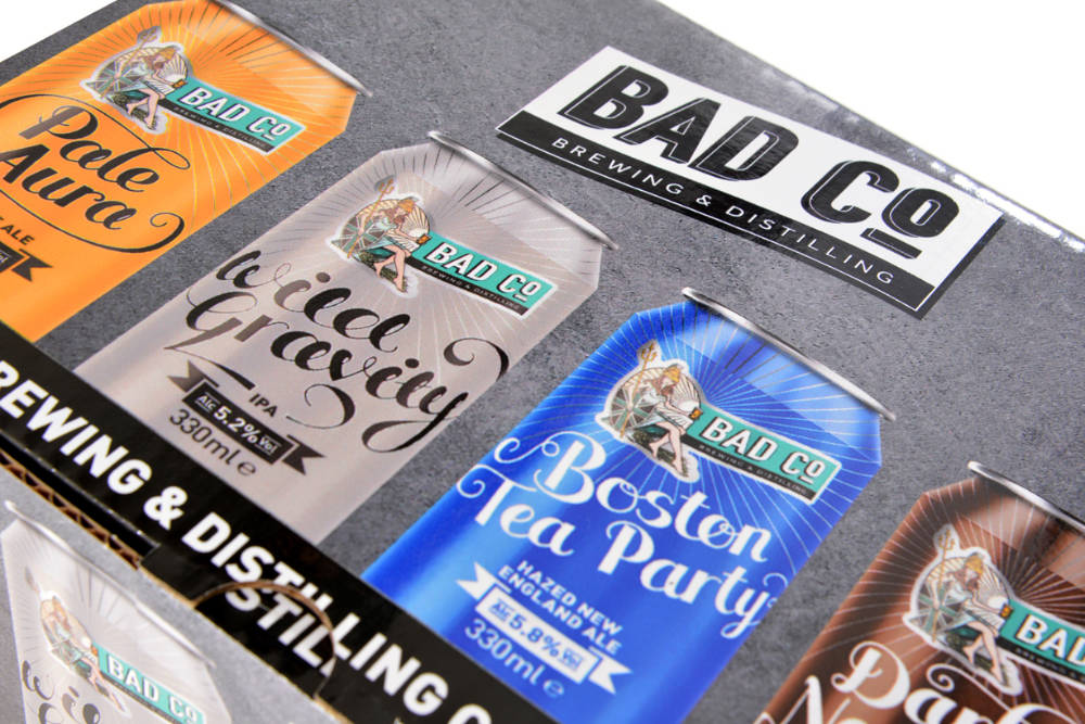 Durham Box digitally revamps BAD Co's selection pack