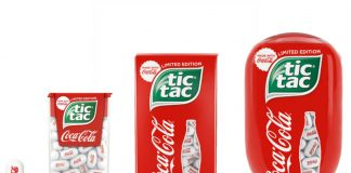 Limited edition Coca-Cola flavoured Tic Tac to hit shelves