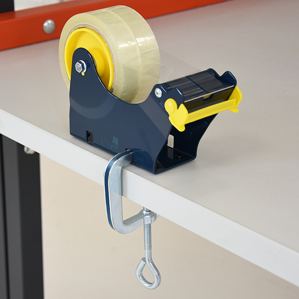 Kite expand tape and tape dispenser offering