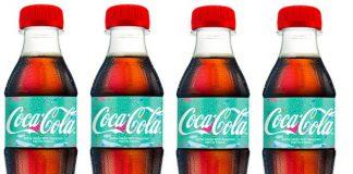 Coca-Cola unveil bottle made from marine plastics