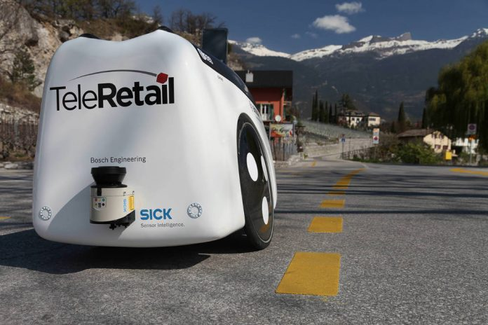 Coca-Cola European Partners invests in innovative delivery tech