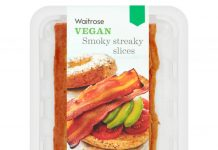 Waitrose adds own-brand 'facon' to vegan range