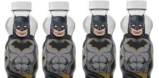 Nestlé taps Batman & Wonder Woman for latest bottle launch