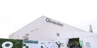 Givaudan doubles flavour production capacity in China