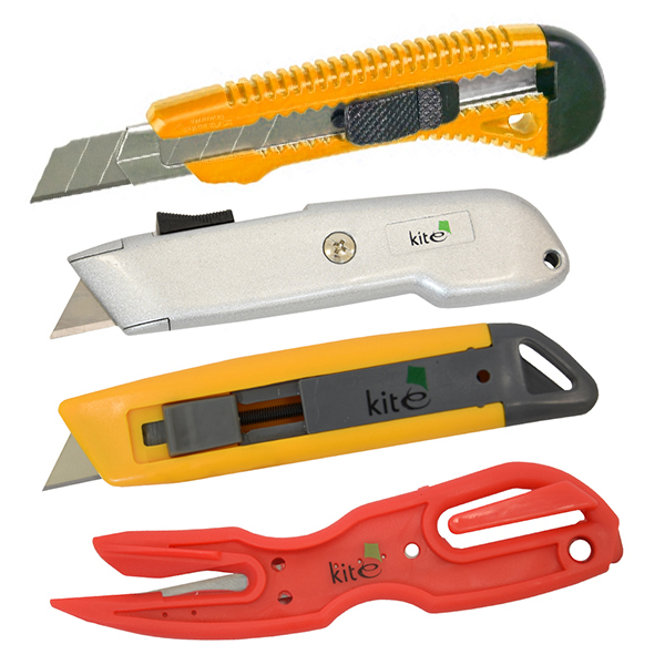 Kite launch new industrial knives and cutters range