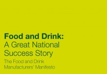 Next gov must 'champion' food & drink sector – manifesto