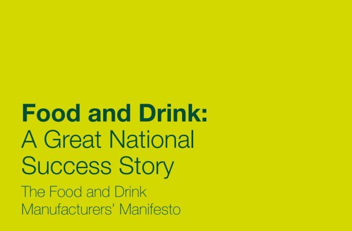 Next gov must 'champion' food & drink sector – manifesto