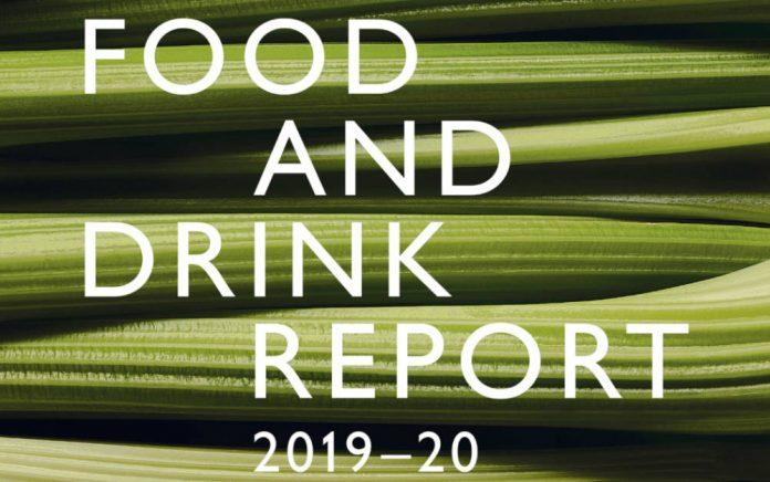 'Posh' crumpets, tahini & celery juice dominate food & drink trends
