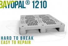 Hard to break, easy to repair – BaYoPal, the new Schoeller Allibert pallet