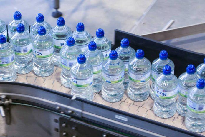 Nestlé's Buxton range makes 100% rPET pledge
