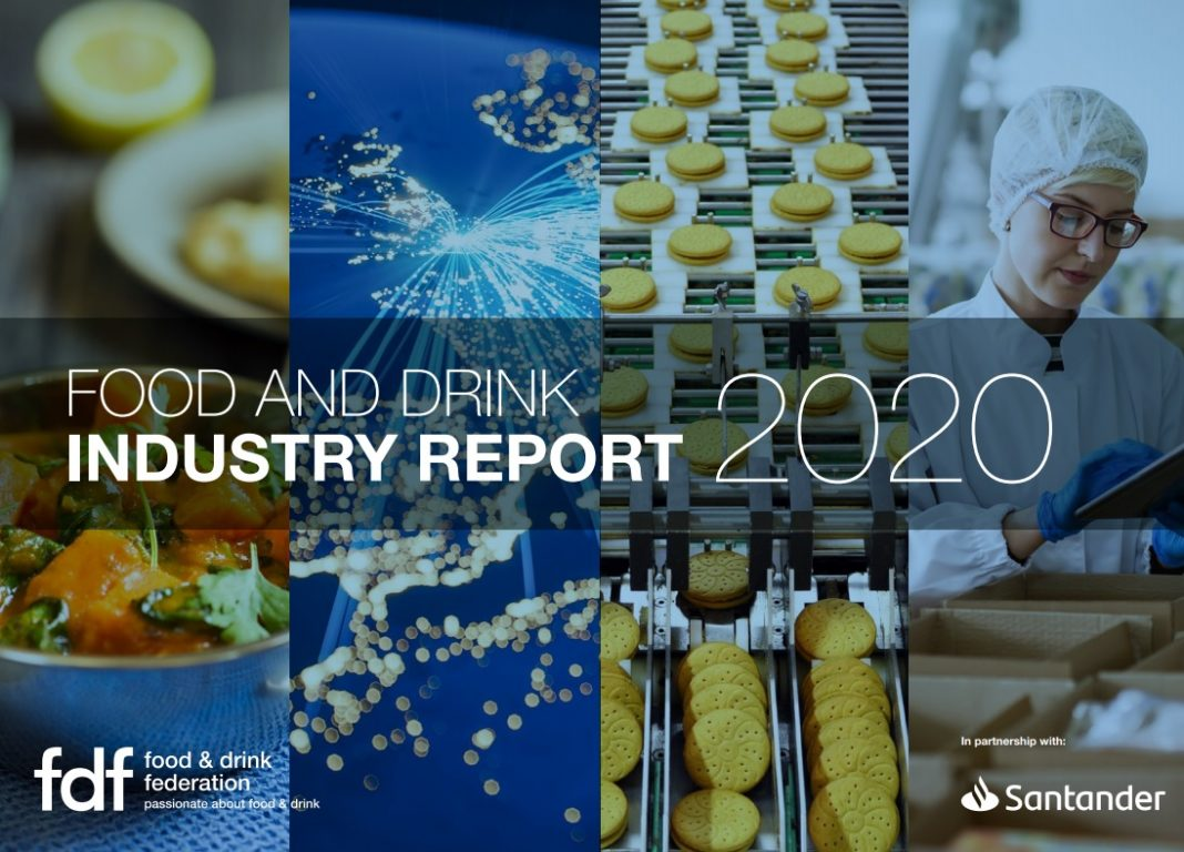 Report explores growth opportunities & challenges for food & drink sector