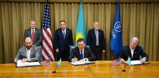 Tyson to develop beef processing plant in Kazakhstan