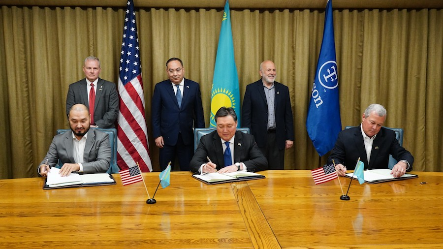 Tyson to develop beef processing plant in Kazakhstan