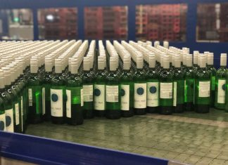 First bulk wine from India delivered to UK on-trade