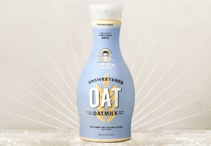 Plant-based player Califia lands $222m to scale up