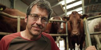 Industry takes aim at documentary proposing vegan fix to earth's ills