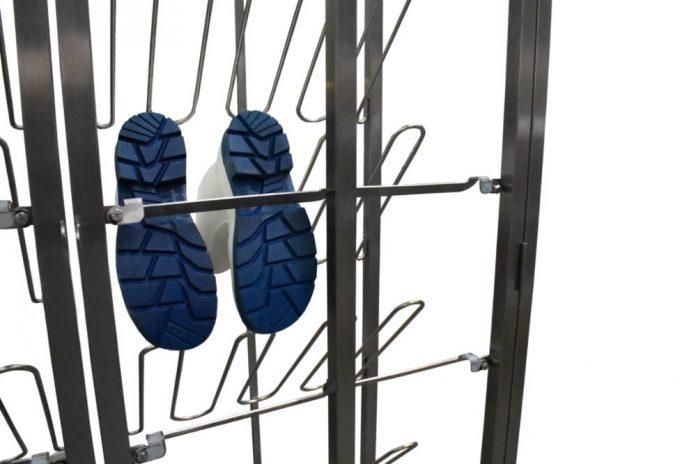 Give inefficiencies the boot with Teknomek's new lockable boot racks