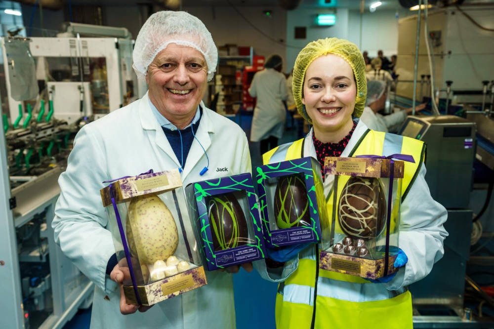 Egg redesign to remove 16 tonnes of plastic Easter packaging at Asda