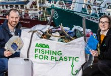 Asda launches initiative to reduce ocean plastic pollution