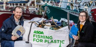 Asda launches initiative to reduce ocean plastic pollution