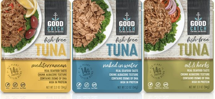 General Mills among investors in plant-based seafood maker Gathered Foods
