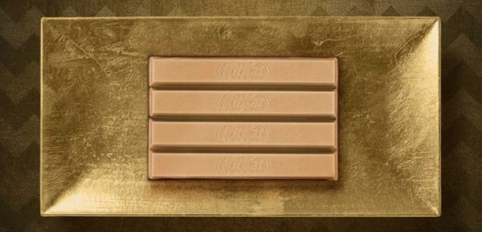 Nestlé launches KitKat Gold in UK following Australia success