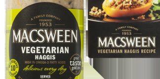 Vegan haggis bypasses US import ban ahead of Burn's night