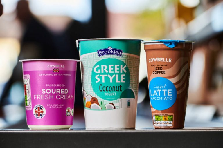 Aldi removes plastic lids from own label products