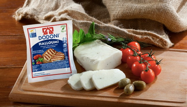 DODONI launches Halloumi in UK M&S stores as Cypriot Halloumi regains trademark