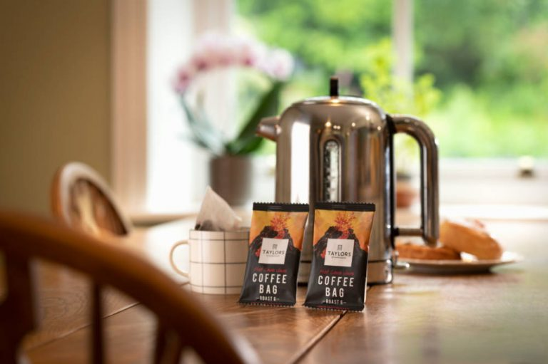 Parkside collaborates with famous Yorkshire coffee company, Taylors