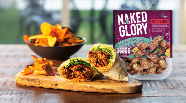 Naked Glory launches meat-free and ready-to-eat Deli Readybites