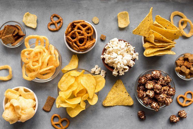 New umami powder cuts salt in snack foods