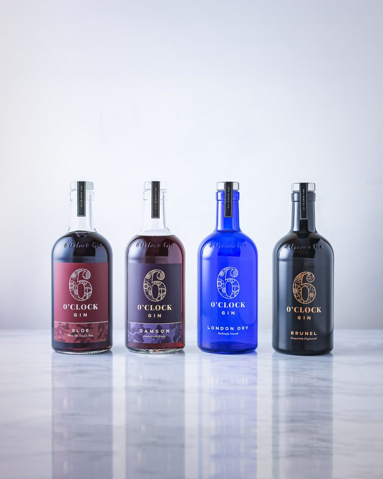 6 O'clock Gin Launches New Range of Premium Flavoured RTD Cans