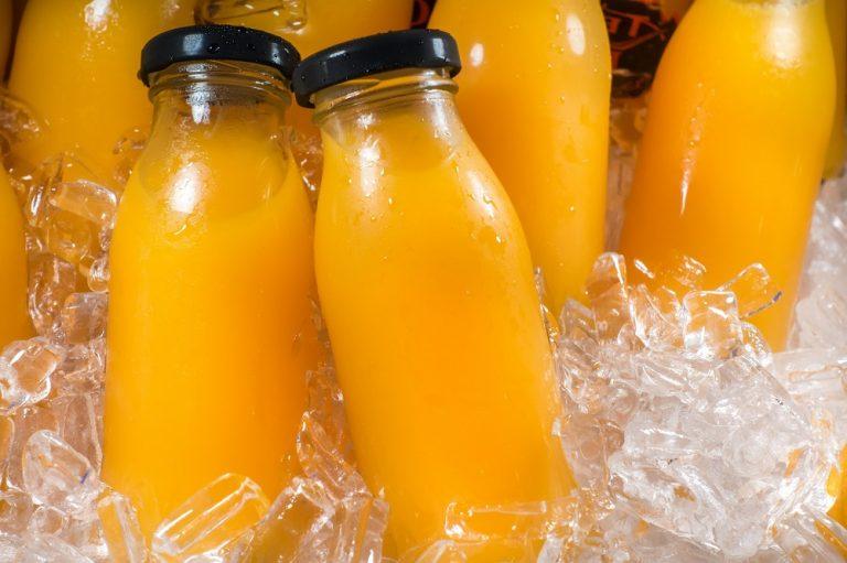 Start-up reducing sugars in orange juice is scaling up