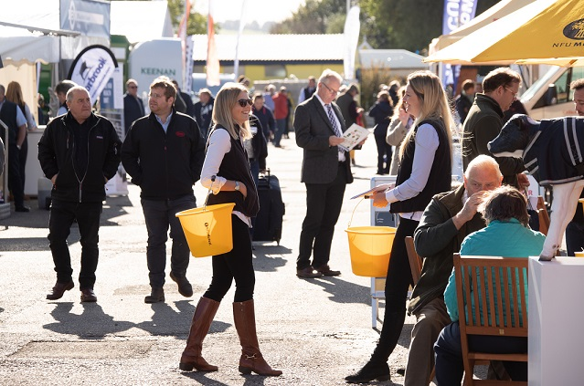 Dairy Show gets to go ahead for October